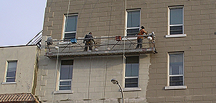 Stucco Retrofitting