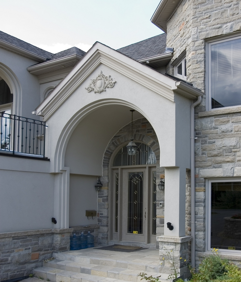 Stucco And Eifs Contractor In Alabama: Our Portfolio: Residential